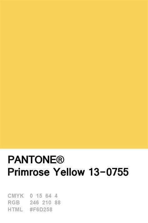 what color is primrose pantone 2017 primrose palette pantone 2018 color