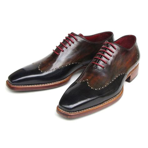 Handmade Dress Boots - paul parkman handmade dress shoes