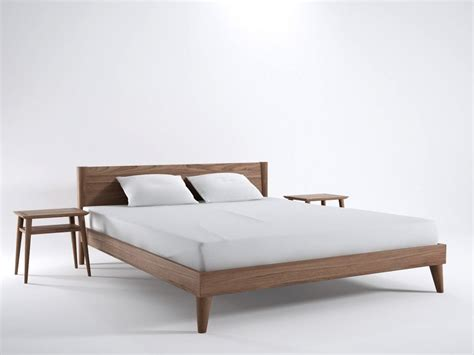 futon holz vintage king size bed by karpenter design hugues revuelta