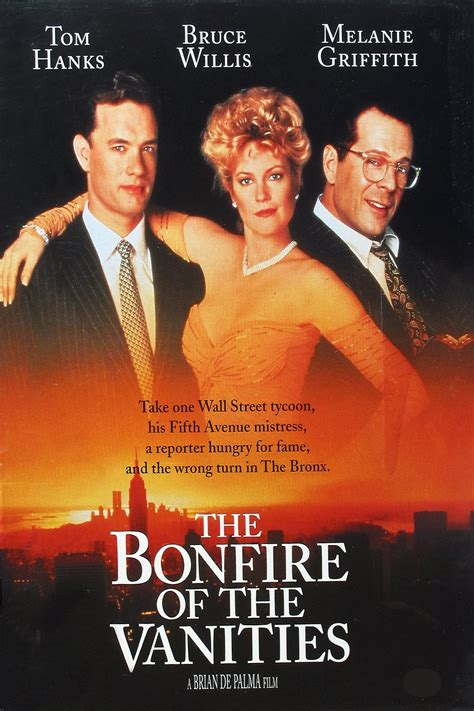 The Bonfire Of The Vanities Summary the bonfire of the vanities 1990 brian de palma