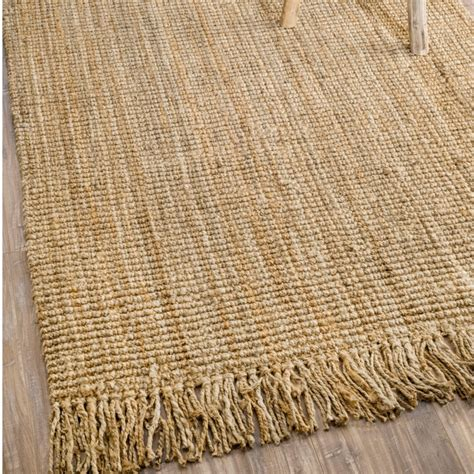 Chunky Loop Rug by Chunky Loop Jute Rug A Cottage In The City