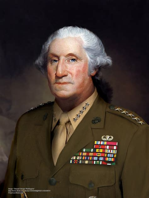 george washington real picture real of genius