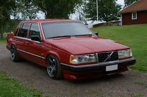 1988 Volvo 760 Turbo 1988 Volvo 760 Gle Sold 2016 04