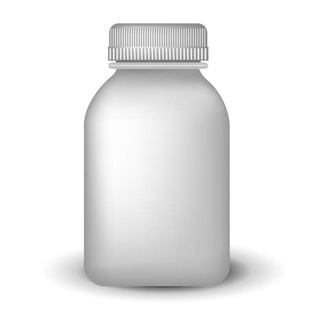 Pink Brick Wall blank medicine bottle free vector 4vector