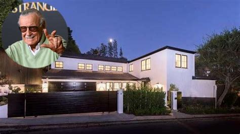 5000 Square Foot House by The Sequel Stan Lee S Marvel Ous Former House For Sale