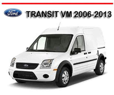 service repair manual free download 2012 ford transit connect navigation system ford transit repair manual download