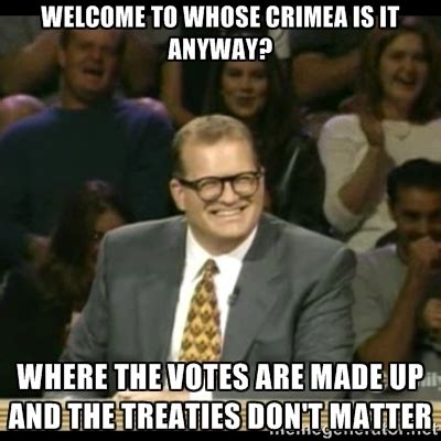 Crimea River Meme - how i feel about the crimea situation at this point meme guy