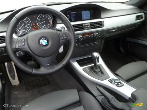bmw 3 series dashboard 2010 bmw 3 series 335i coupe black dashboard photo