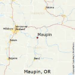 best places to live in maupin oregon