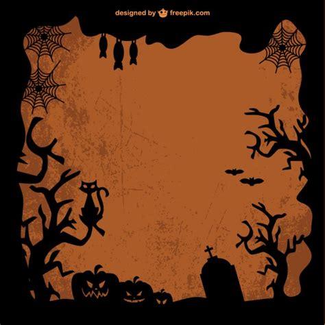 imagenes de halloween telarañas rahmen halloween vektoren fotos und psd dateien