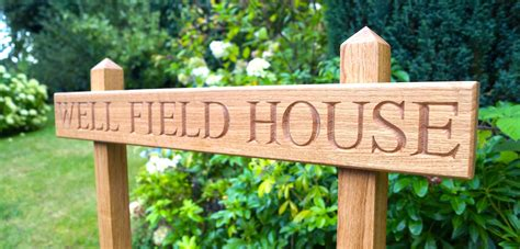 design house sign personalised wooden house signs makemesomethingspecial