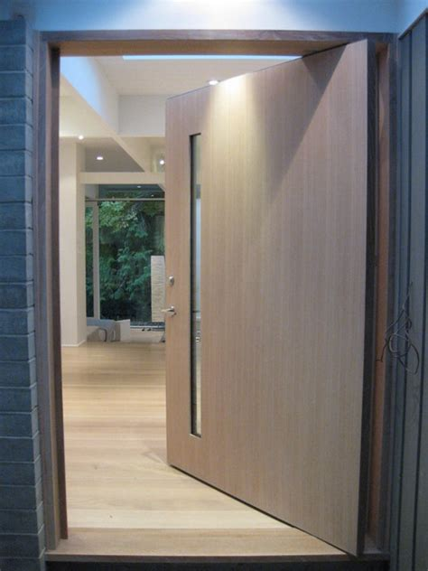 Plants For Living Room white oak front door contemporary entry vancouver