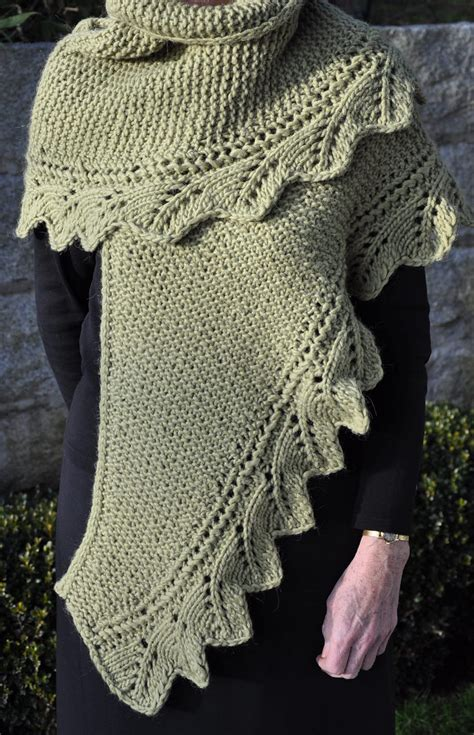 yarn knitting patterns shawls for bulky yarn knitting patterns in the loop knitting