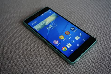 Hp Sony Z3 V sony xperia z3 vs xperia z3 compact comparison review review pc advisor