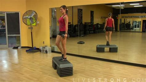 Exercise Step Up Stool by How To Do Step Ups