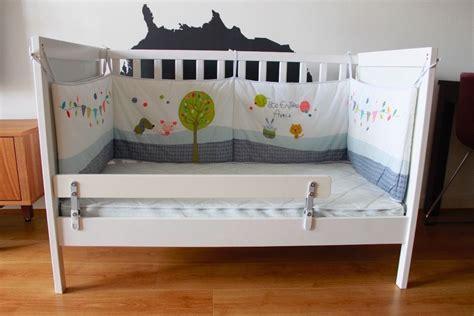 baby beds ikea ikea sundvik cot vyssa vackert mattress vikare guard