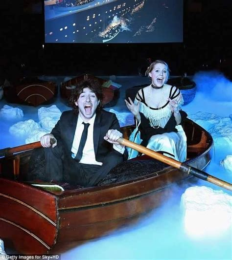 titanic film pool hd experience to watch titanic movie in lifeboats