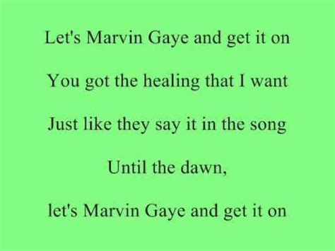 charlie puth marvin gaye lyrics charlie puth quot marvin gaye quot feat meghan trainor