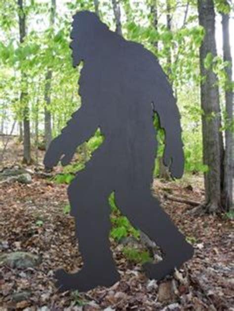 bigfoot wood pattern 1 103 sasquatch bigfoot yard shadow pattern bigfoot