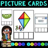 Vowel Team Picture Cards