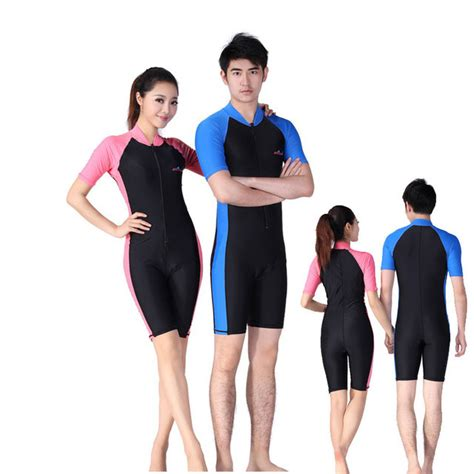 Baju Renang Diving Speedo baju renang pria diving style swimsuit size l blue