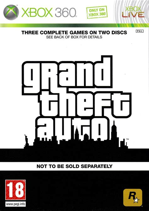 Grand Theft Auto Iv Complete Edition by Grand Theft Auto Iv Complete Edition Black Box Dude