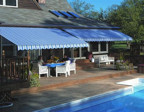 retractable awning michigan sunshine awning retractable awnings of michigan