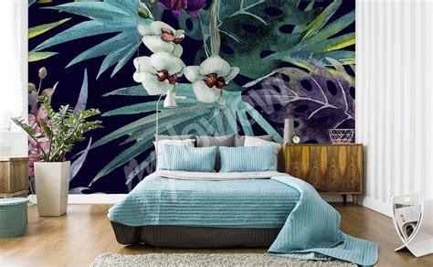 orchideen im schlafzimmer fototapete schlafzimmer orchidee olegoff