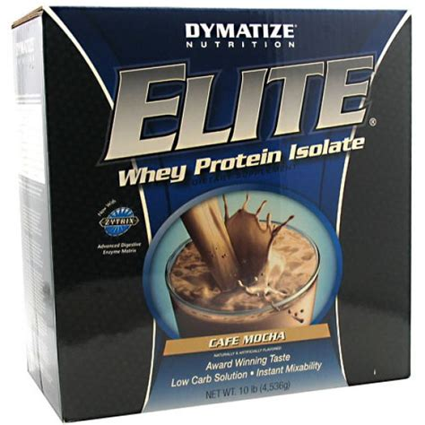 Dymatize Elite Whey 10 Lbs Dymatize Elite Whey Protein Blend