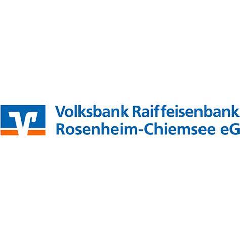 vb rb bank rosenheim volksbank raiffeisenbank rosenheim chiemsee eg grassau