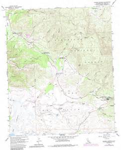 warner springs topographic map ca usgs topo 33116c6