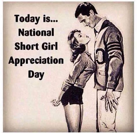 When Is Short Girl Appreciation Day 2015 | happy short girl appreciation day melissabianco com