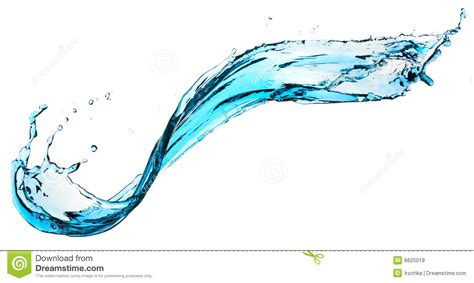 Splash It by Blue Water Splash Stock Image Image Of Detailed Closeup