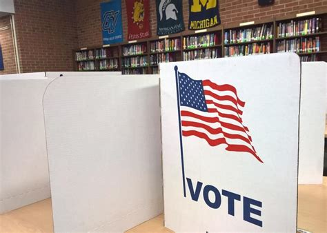 Post It T2b Poll Reminder by Voters In Michigan Confused Absentee Ballot Reminder