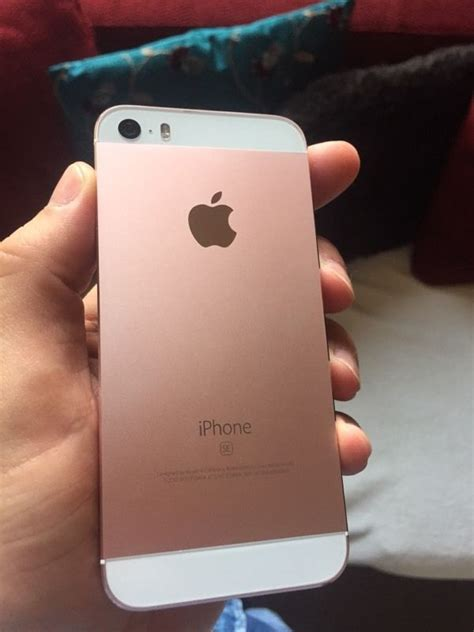 Iphone 6 S 16gb Rosegold iphone 5s gold 16gb unlocked in gorgie