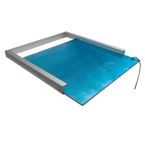 odenwälder decke led panel aufputz montagerahmen 595x1195mm