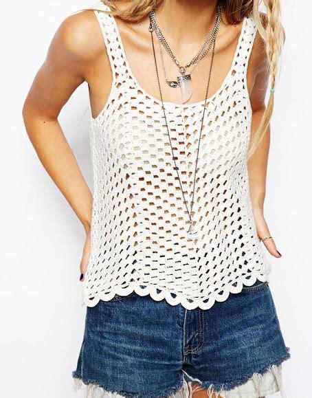 pattern crochet tank top the 25 best ideas about crochet tank tops on pinterest