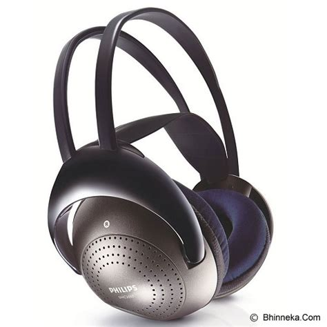 Philips Wireless Infrared Headphone Shc2000 Shc 2000 Murah jual headphone size philips cordless headphone shc