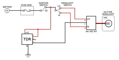 automotive time delay relay applications