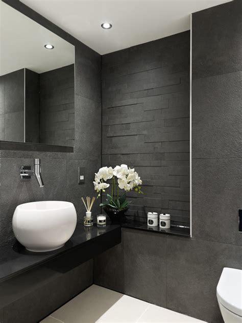 Park Road   Contemporary   Powder Room   Surrey   by Concept Interiors