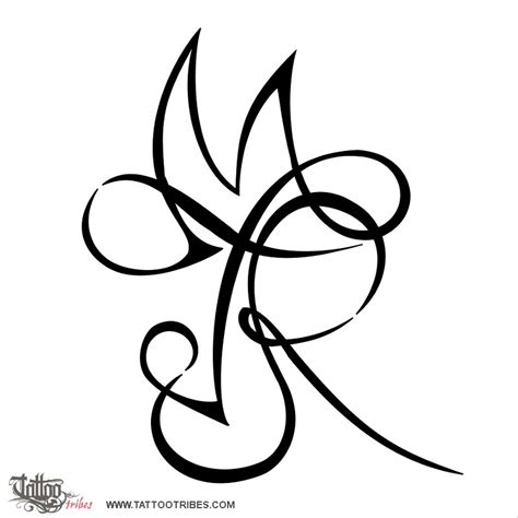 tattoo letter r design of m t r s union custom designs on