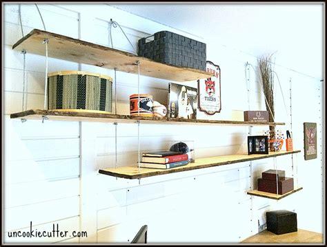 simple design hanging storage upon hanging shelves hanging shelves in the bedroom plaster
