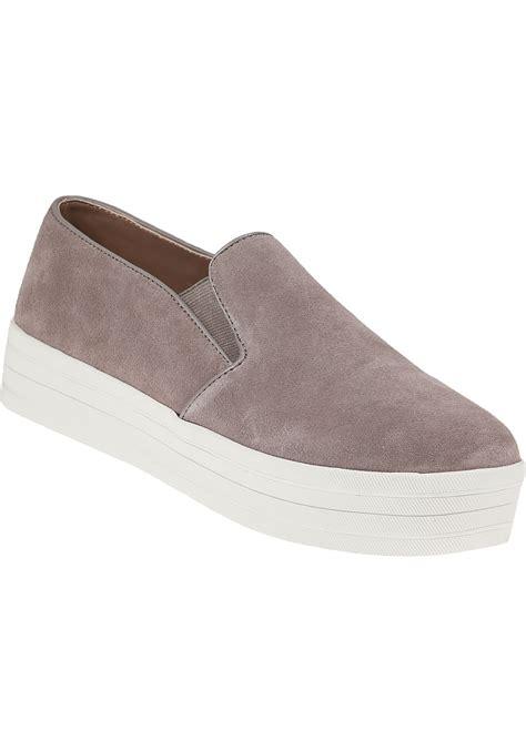 steve madden sneakers steve madden buhba suede platform sneakers in brown lyst