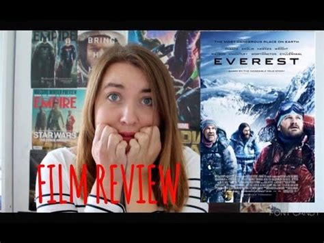 everest quick movie review youtube everest film review youtube