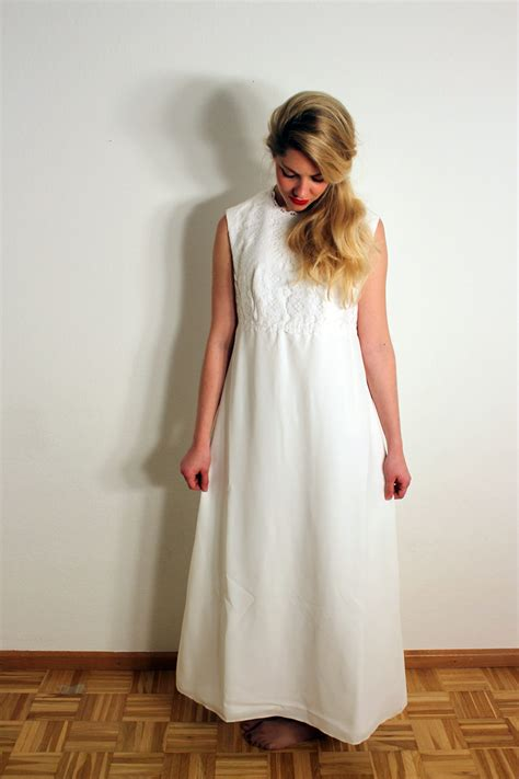 Hochzeitskleider Sale by Vintage Brautkleid Quot Viola Quot Oma Klara