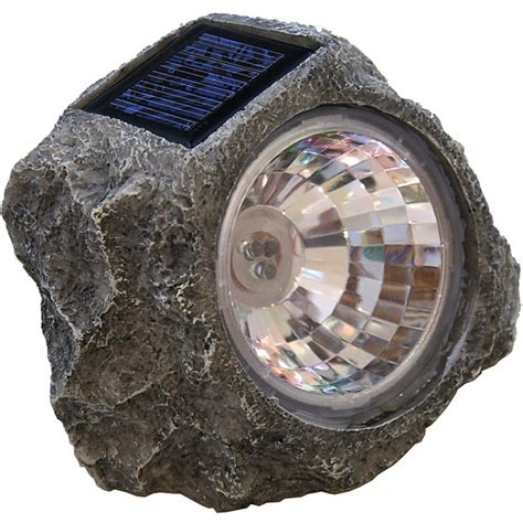 Rock Lights For Garden Solar Lights Transform Your Outdoor Spaces The Garden Glove
