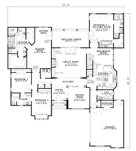 cool house plans with mother in law quarters photos best ideas house plan chp 15681 at coolhouseplans com
