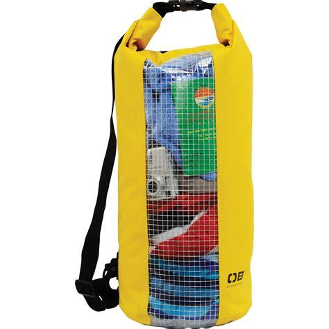 overboard waterproof bag with window 20 liter ob1057y