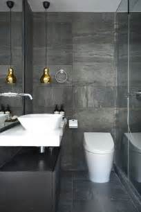 black tile bathroom ideas grey white gold bathroom interior design