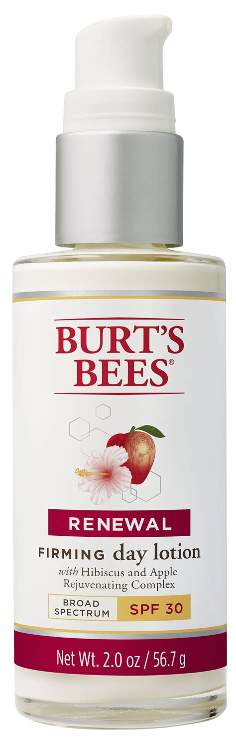 Lotion Drwidyaskincare Day N burt s bees renewal firming day lotion spf 30 exactly what to buy in april to look gorgeous
